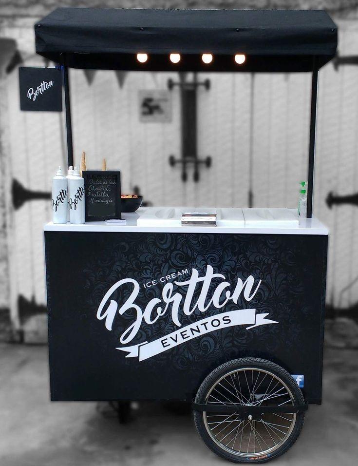helados artesanales, heladeria movil