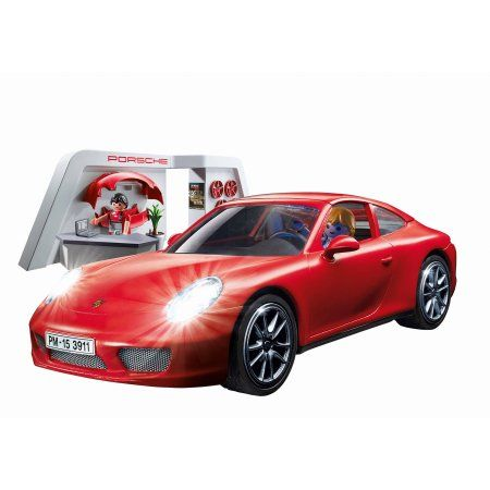 Playmobil Porsche 911 Carrera S, Multicolor