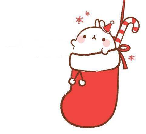 Merry Christmas Molang!