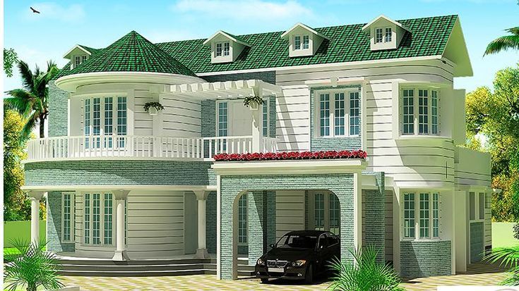 COLONIAL RANCH MODEL Home Plans inspired by the architectural designs of colonial America. #colonialranchmodel #homeplan #homedesigns #keralamodelhomeplans #architecturedesigns #USarchitecture For more details about design and features