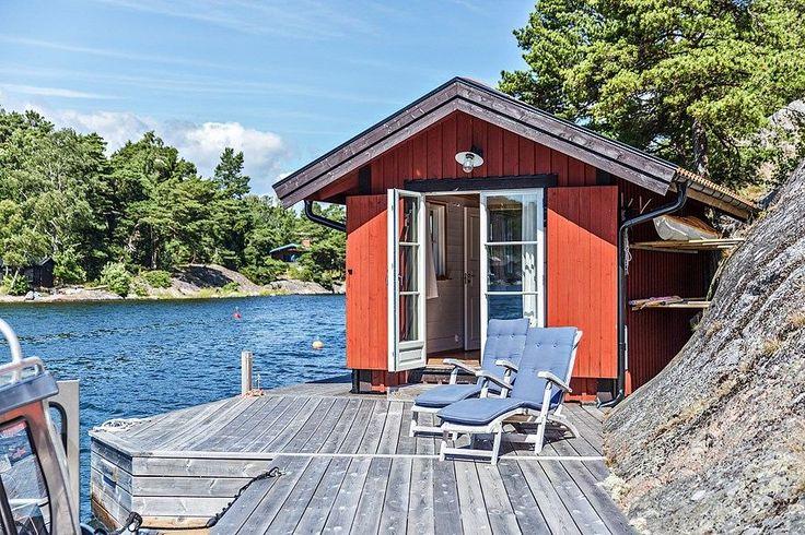 Fritidshus på sjötomt, Dalarö, Krokholmen - Mefjärd, Krokholmen - Mefjärd 11, Ornö