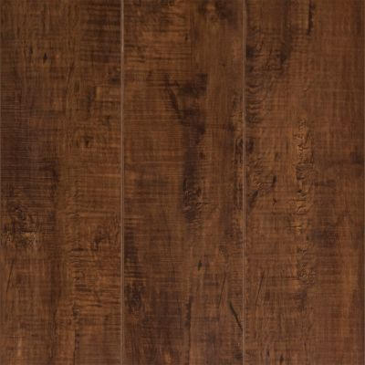 This 12mm Hampstead Lapacho Hand Scraped Laminate Has A