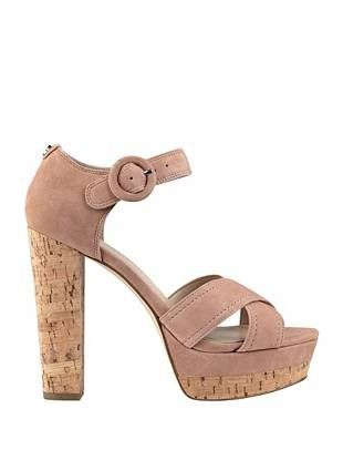 Parris Platform Sandals   shop.GUESS.com