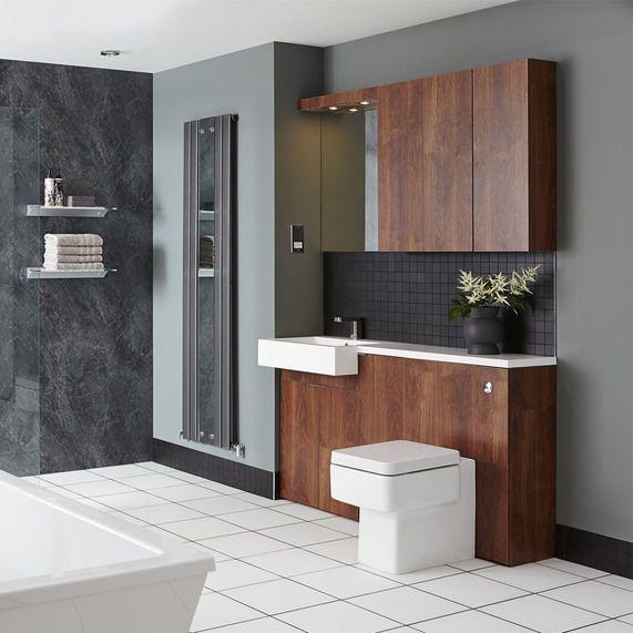 Bathroom Furniture, Ground
