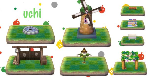 ACNL WHAT YOU GET FROM YOYR VILLAGERS