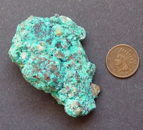 The Silicate Minerals: Chrysocolla
