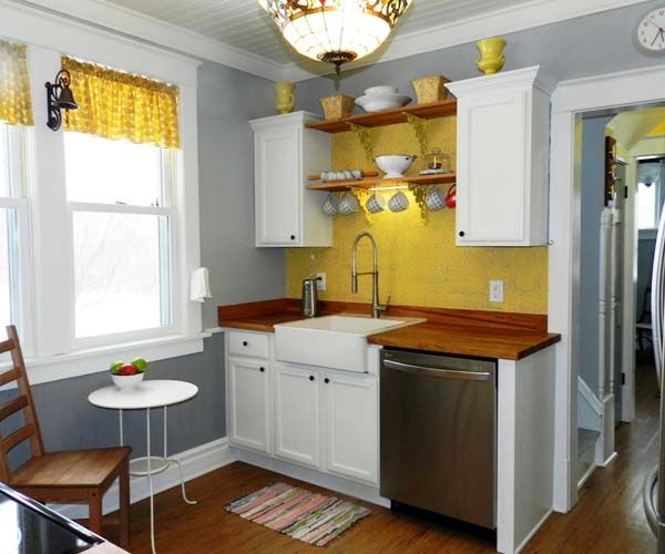 Best Kitchen Before and Afters 2013 | Builder grade
