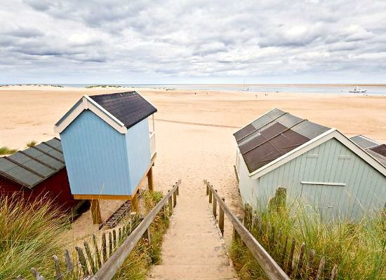 The charming beaches of England!  http://beachblissliving.com/best-beaches-in-england-for-british-charm-and-natural-beauty/