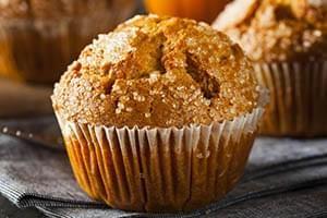 Muffins aux pois chiches [sans gluten]
