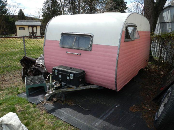 Vintage Camper Trailers For Sale