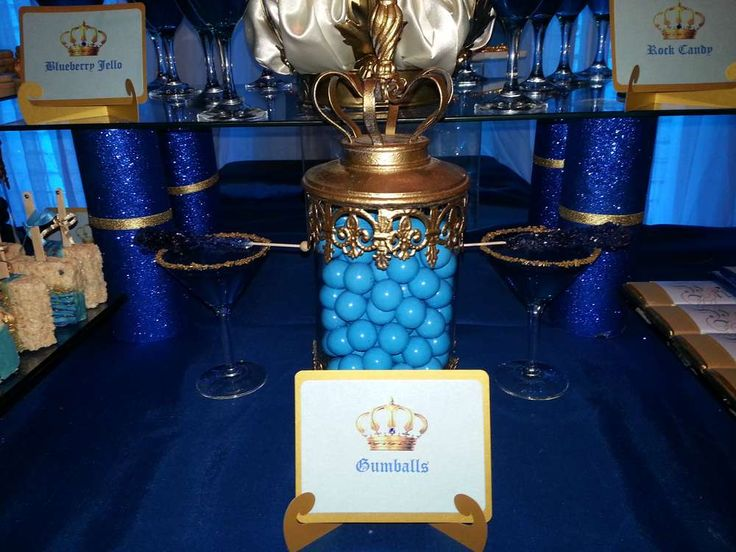 Royal Baby Shower Party Ideas