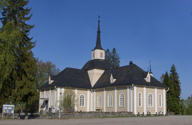 Kustaa Aadolfin kirkko, Iisalmi