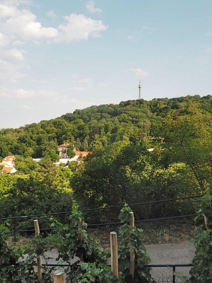 Petřín Hill, Prague, Czech Republic