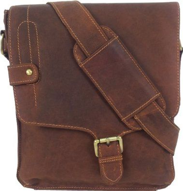 Unicorn Leather Cognac Tan ipad , Ebook or Tablets bag Messenger #5M: Amazon.co.uk: Shoes & Bags