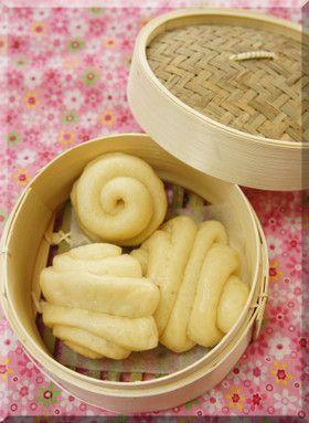 中国のテーブルロール ❤ 花巻♪ by ♡Alice♪ [クックパッド] 簡単 ...