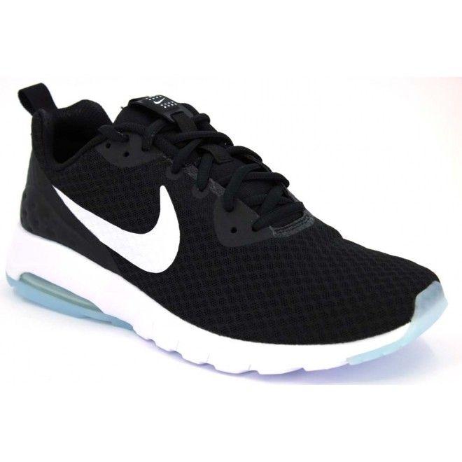 Nike Air Max Motion Lw 833260 Zapatillas deportivas de estilo casual y urbano para hombre hechas con materiales textiles y piel sintética. Sistema de sujección mediante cordones. Detalles técnicos con una malla transpirable, termosellados y microfibra en el talón. Suela externa sintética, flexible, ligera y con buen agarre.