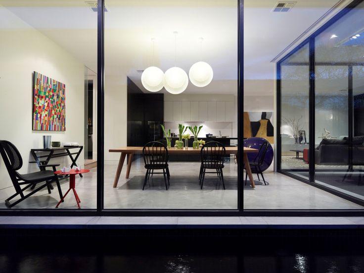 www.canny.com.au ph: (03) 8532 4444  #kew #renovation #home #kitchen #dining