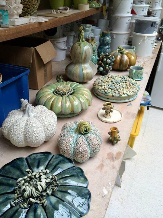 News - Kate Malone – Ceramics & Glaze research, London.