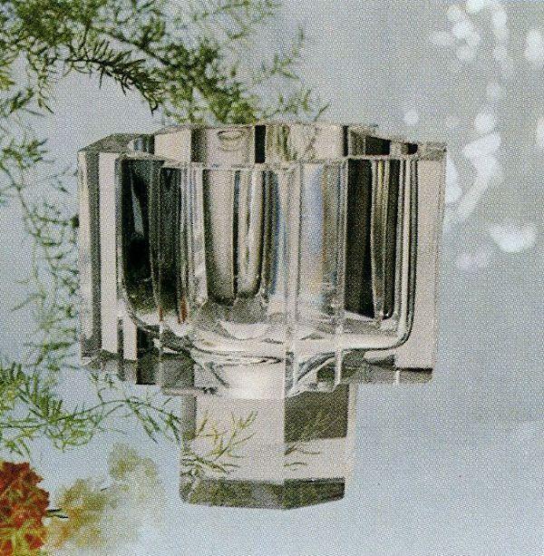 Castello. Designer: Helena Tynell. Arkisto: Riihimäen Lasitehdas Oy (1976). #tynell #glass #design #finnishdesign #riihimaenlasi