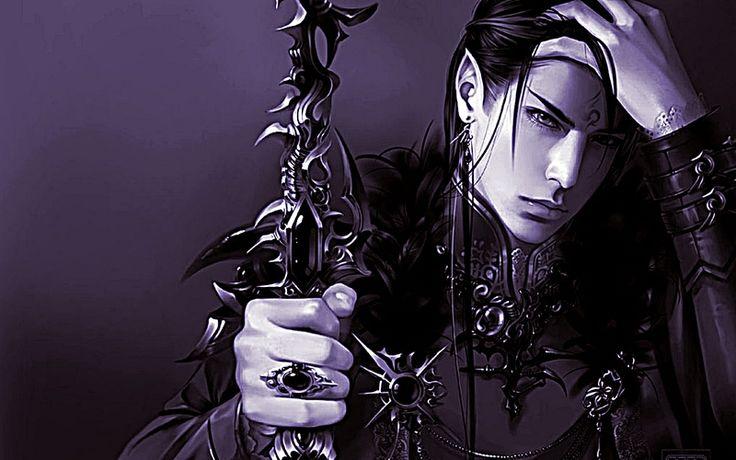 Women Warrior Artwork Sword Rain Cyberpunk Cyberpunk: Abstract Fantasy HD Desktop