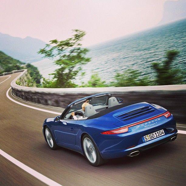 #porsche #911 #blue #globalautosports