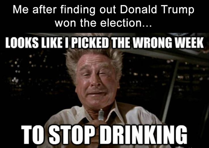 The Internet Reacts To Donald Trump Winning With Funny Memes – 19 Pics