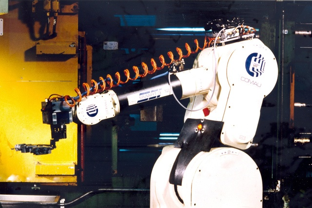 Robotics 80s