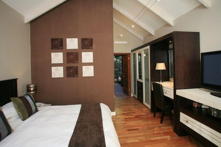 Luxury Double room @ The Boardwalk Lodge, Wilderness, Garden Route www.boardwalklodge.co.za