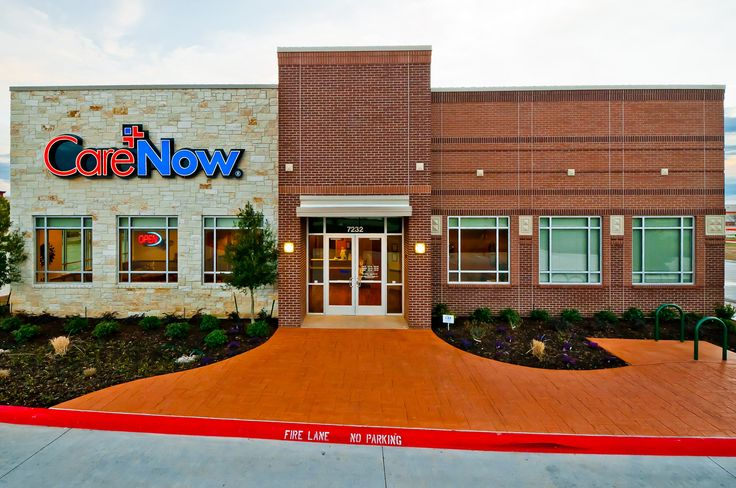 CareNow Fossil Creek located at 7232 North Freeway Fort