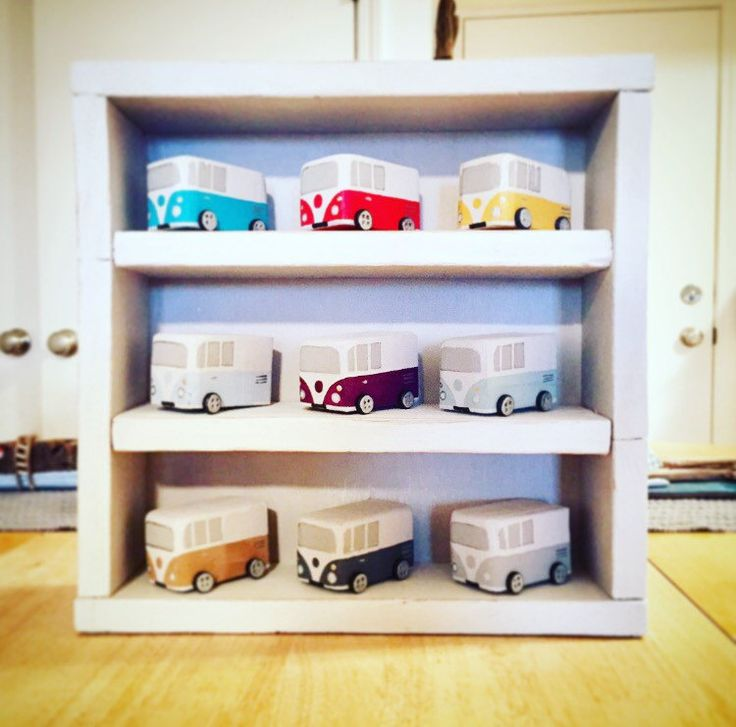 The Camper Van Is Handmade From Driftwood West Coast Canada In Victoria BC And Has Been Lovingly Handpainted Using Fat Paint Company