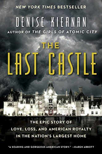 From the one and only @denisekiernan   The Last Castle: The Epic Story of Love, Loss, and Americ... https://smile.amazon.com/dp/B01CO34IQM/ref=cm_sw_r_pi_dp_x_yHP4zbK7FAZRJ