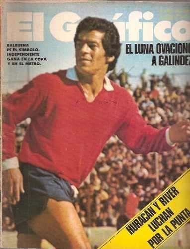 1968 Agustin Balbuena - Independiente de Avellaneda
