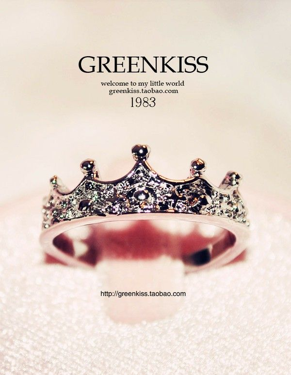 princess crown ring because every deserves to be a