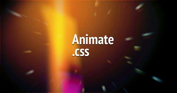 Animationen ohne Javascript mit animate.css