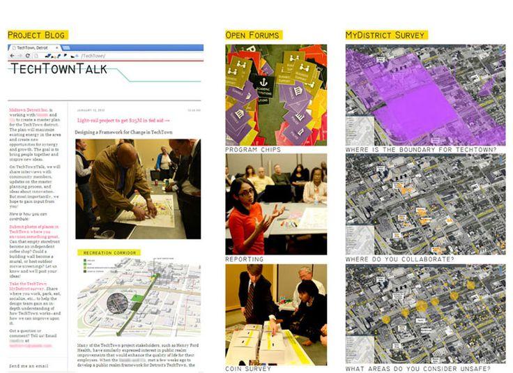 Midtown Detroit techtown district_ TechTown Talks_ Sasaki associates