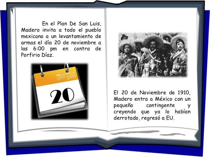 La revolucion mexicana para niños.
