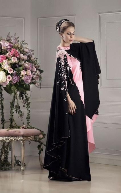 une habaya sympa mastour et tout a fait a la mode                                                                                                                                                     Mehr