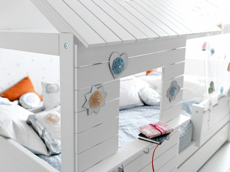 BADROOM - letto a casetta per bambini