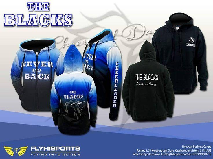 @adlblackscheer #nevergoback #adelaideuni #adelaideuniblacks #cheer #cheerleading #merchandise