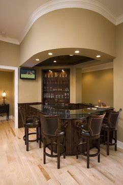 Bars Design Ideas, Pictures, Remodel, And Decor   Page 3. Traditional  Family RoomsTraditional HomesTraditional KitchenCorner ... Part 43