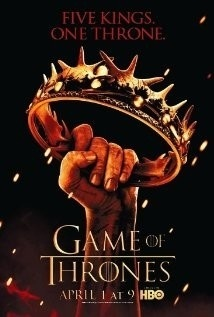 Game of Thrones | Game of Thrones | I wasnt a fan of any medieval stuff until I read the few chapters of this book. This really got me hooked! George RR Martin narrated it character per character. DEFINITELY A MUST READ BOOK!
