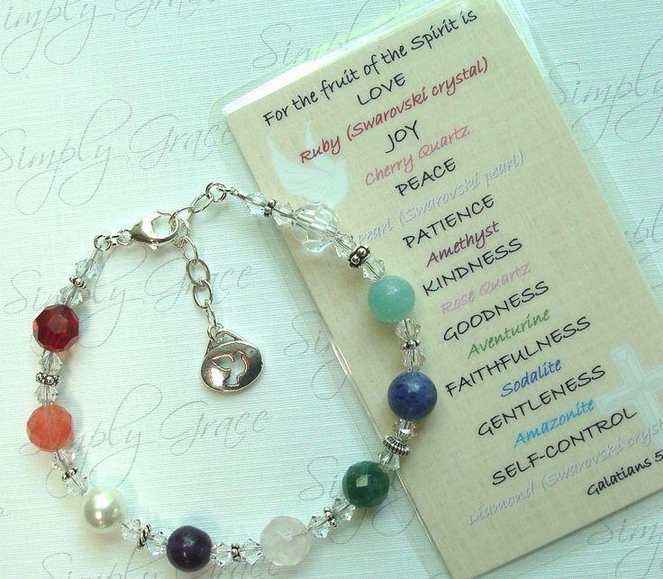 Fruit of the Spirit bracelet