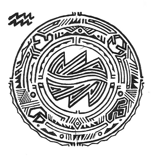Gumalab Zodiac horoscope sign of Aquarius