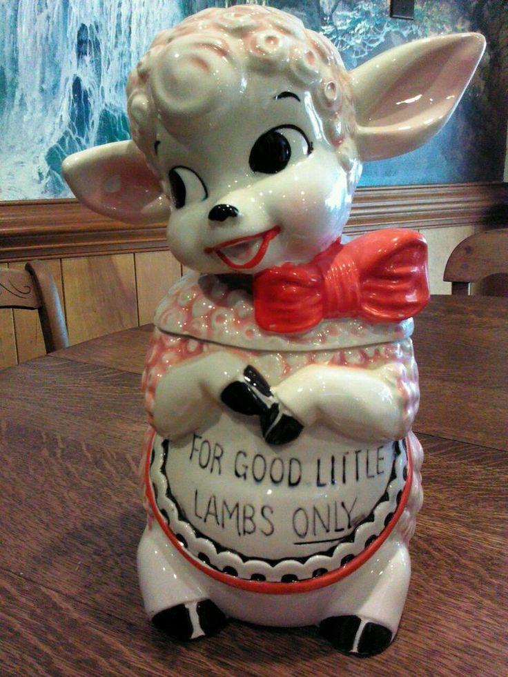 1075 Best Cookie Jars Hands Off Images On Pinterest