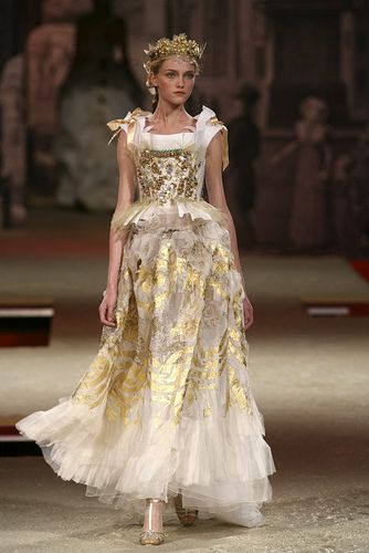 Christian Lacroix, Spring/Summer 2006, Couture