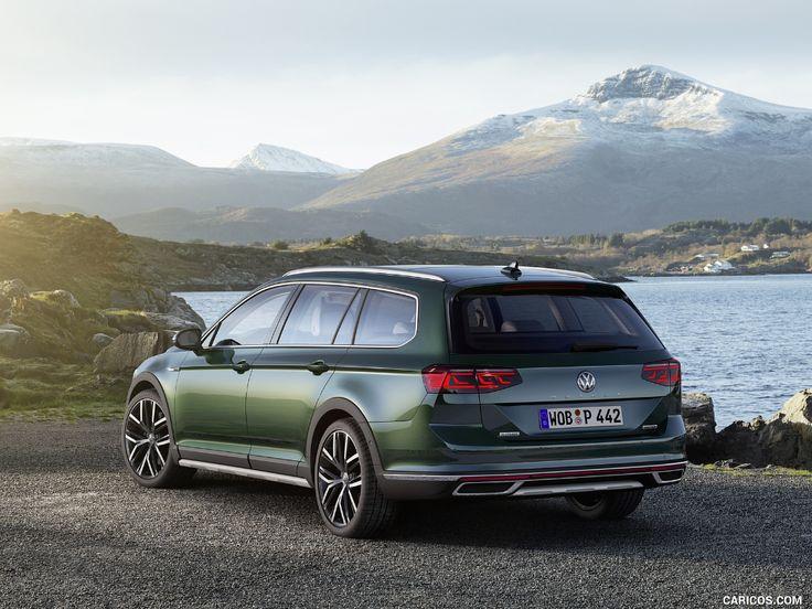 2019 Volkswagen Passat Alltrack | Volkswagen passat ...