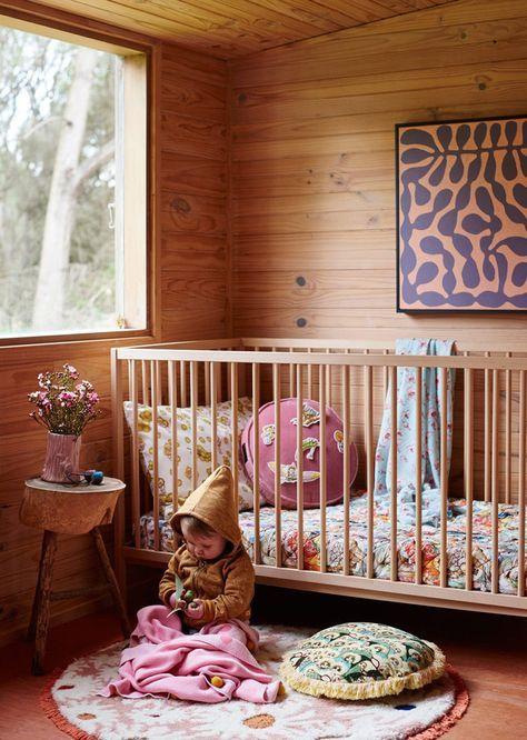 Dreamy Cabin Room