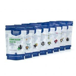 Jenier Mini Teas Selection Pack: Quite a range of teas