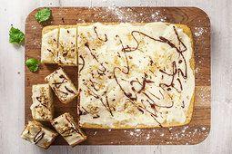 Ilustrační foto ke článku Dokonalé mrkvové řezy se smetanovým krémem a sypané ořechy