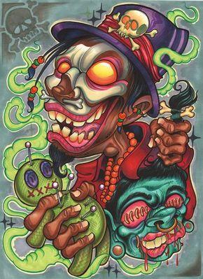Más De 1000 Ideas Sobre Tatuaje De La Nueva Escuela En Pinterest